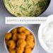 Bataatti-mantelipyörykät viljattomasti ja vegesti